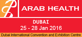 Participation at Arab Health Exhibition